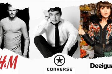 H&M, Converse a Desigual