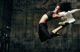 Sofia Boutella for Nike. Zdroj: google.com