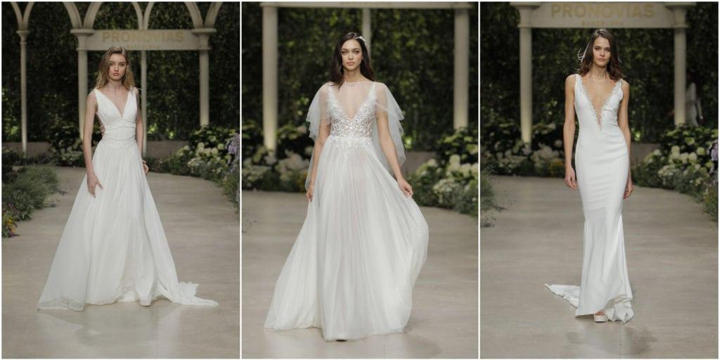 Svatební šaty  Jaké trendy budou in v roce 2019   7804db4c33