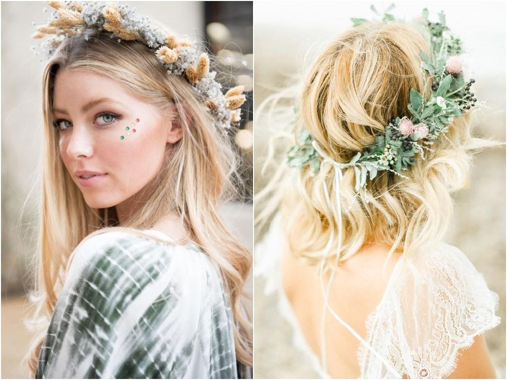 Květiny tak vydrží déle. Krásné jsou také čelenky z umělých květin. Váš  účes se rázem změní v romantický a tato čelenka vám vydrží podstatně déle. e7f36ccdf2