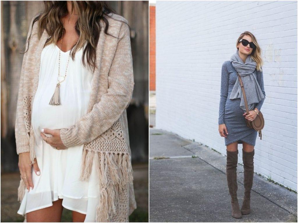 d100a7c680a Těhotenská móda  Jak se oblékat v těhotenství